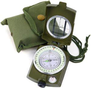 Military Sighting Compass