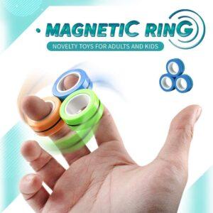 O Shape Finger Fidget Toy