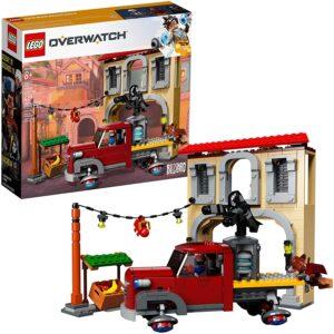 Overwatch Dorado Showdown Building Kit