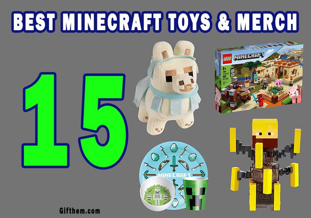 Top Minecraft Toys