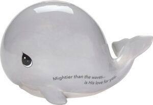 Ceramic Whale Bank