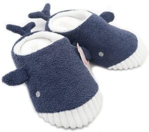 Comfy Plush Seal Slippers