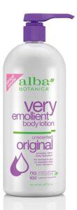 Alba Botanica Body Lotion
