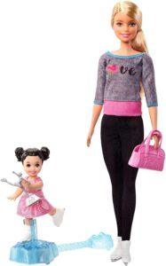 Barbie Ice-Skating Dolls