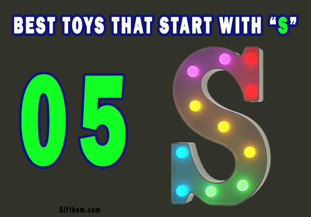 Toys That Start With S