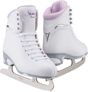 Girls Figure Skate