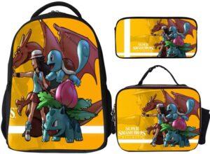 Ivysaur Themed Backpack