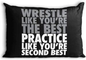 Wrestling Pillow Gift