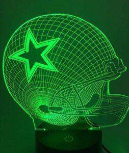 3D Glow LED Lamp