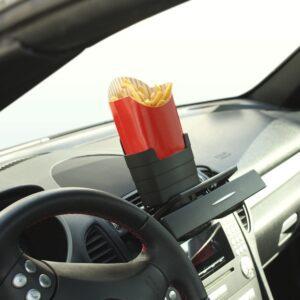 Automotive French Fry Holder