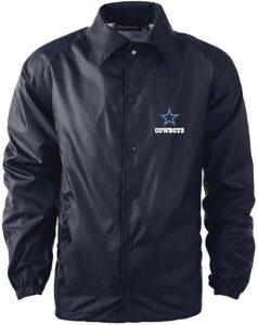 Dallas Cowboys Coaches Jacket