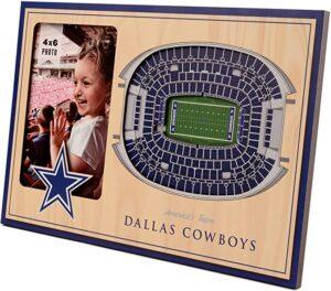 Dallas Cowboys Picture Frame