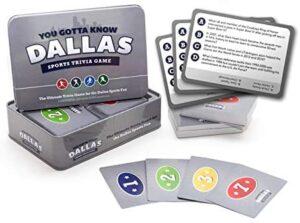 Dallas Trivia Game