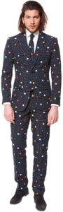 Funny Pacman Men's Suit