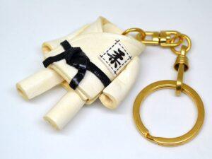 Judo Gi Keychain Gift