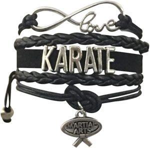 Karate Charm Bracelet