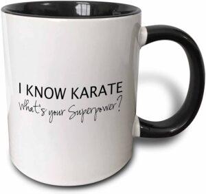 Karateka Fan Mug