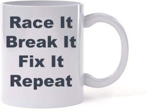 Novelty Coffee Mug Gifts For Car Lovers