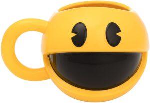 Pac Man Ceramic Mug Gift