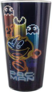 Pac Man Glass Tumbler