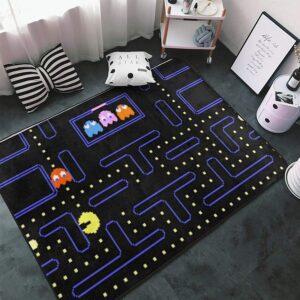 Pacman Arcade Game Floor Mat