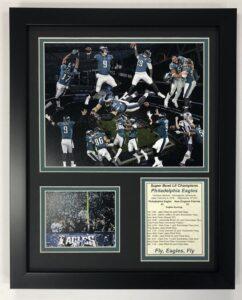 Philadelphia Eagles Framed Photos