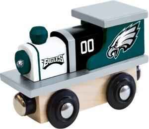 Philadelphia Eagles Toy Train