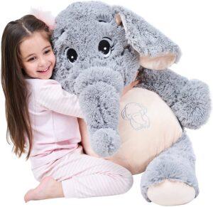 Elephant Stuffed Animal