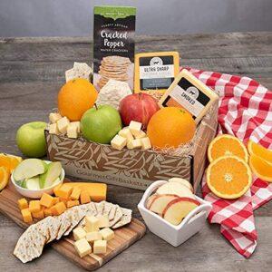 Gourmet Foods Gift Basket