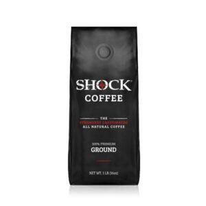Shock Coffee Ground
