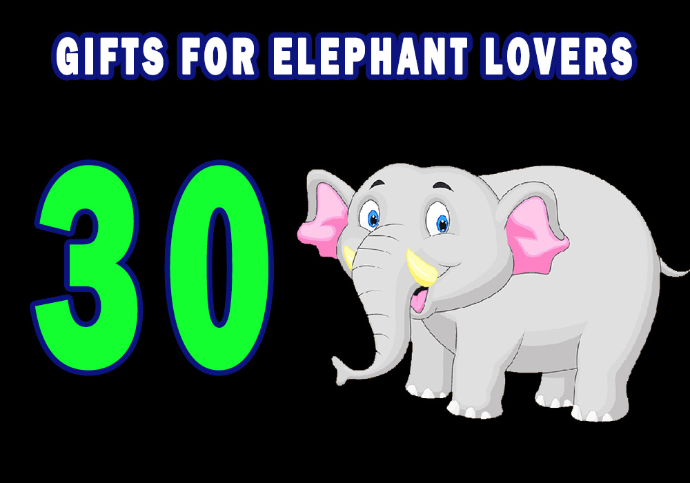 Best Elephant Gifts