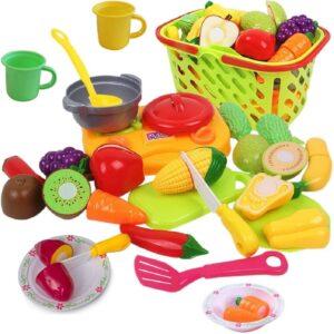 Vegetables Toys That Begin With V