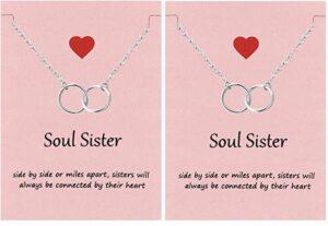 Charm Soul Sisters Necklace