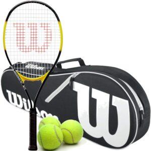 Dad's Tennis Racquet Gift Set