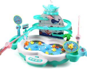 Electronic Fishing Toy Set