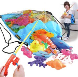 Kids Fishing Bath Pool Toys