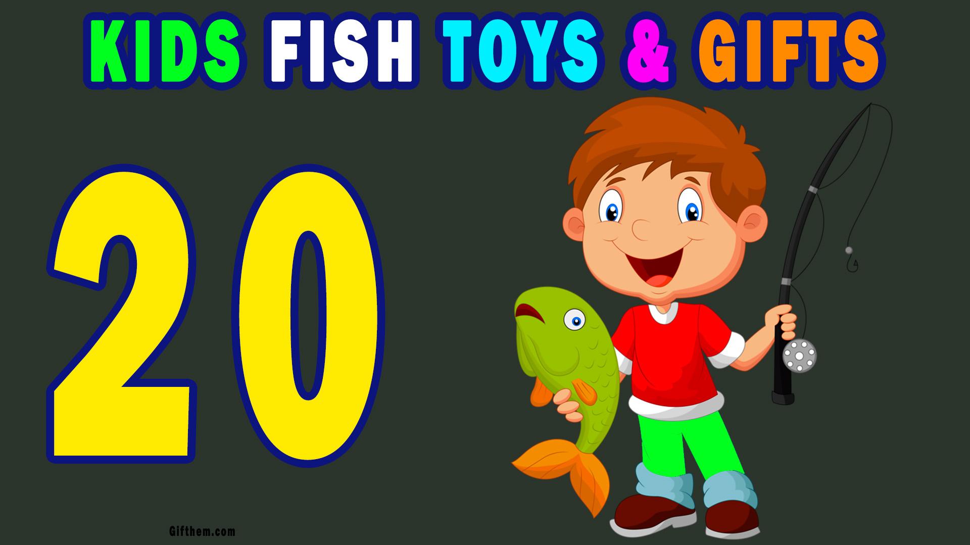Kids Fishing Toys