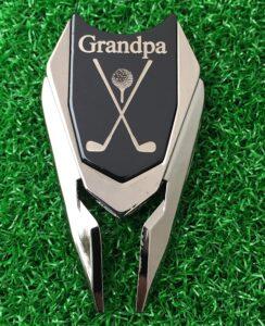 Golf Divot Tool and Ball Marker