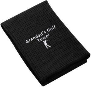 Grandpa Golf Towel