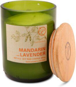 Mandarin & Lavender Wax