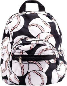 Mini Baseball Backpack