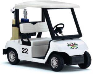 Mini Golf Cart Toy Birthday Gift For Kids