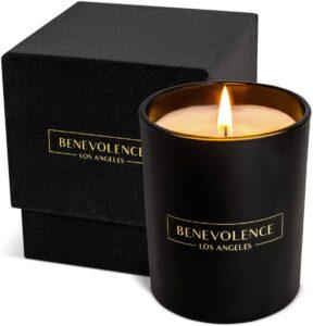 Rose & Sandalwood Candles