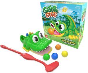 Toddlers Gator Golf Set