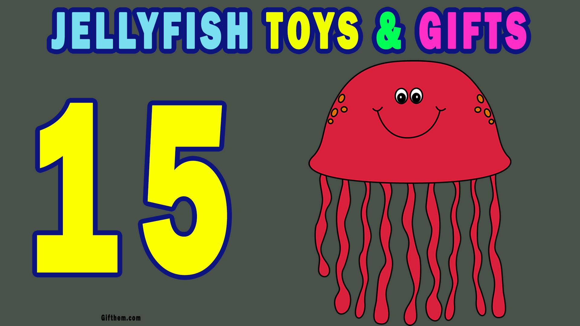 Fun Jellyfish Toys