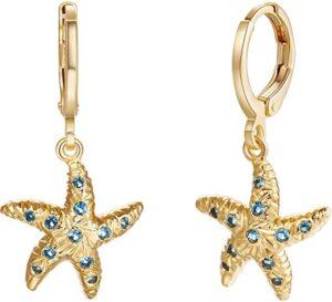 Starfish Earrings Gift