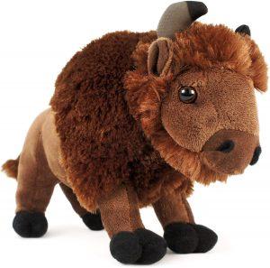 Buffalo Stuffed Animal