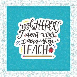 Teachers Appreciation Decor